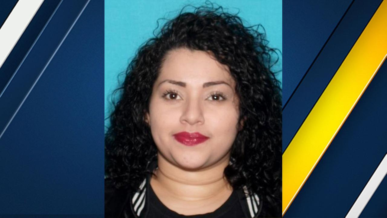 Maria Elizabeth De La Torre was identified as the suspect in a Van Nuys carjacking of a vehicle with a child inside.