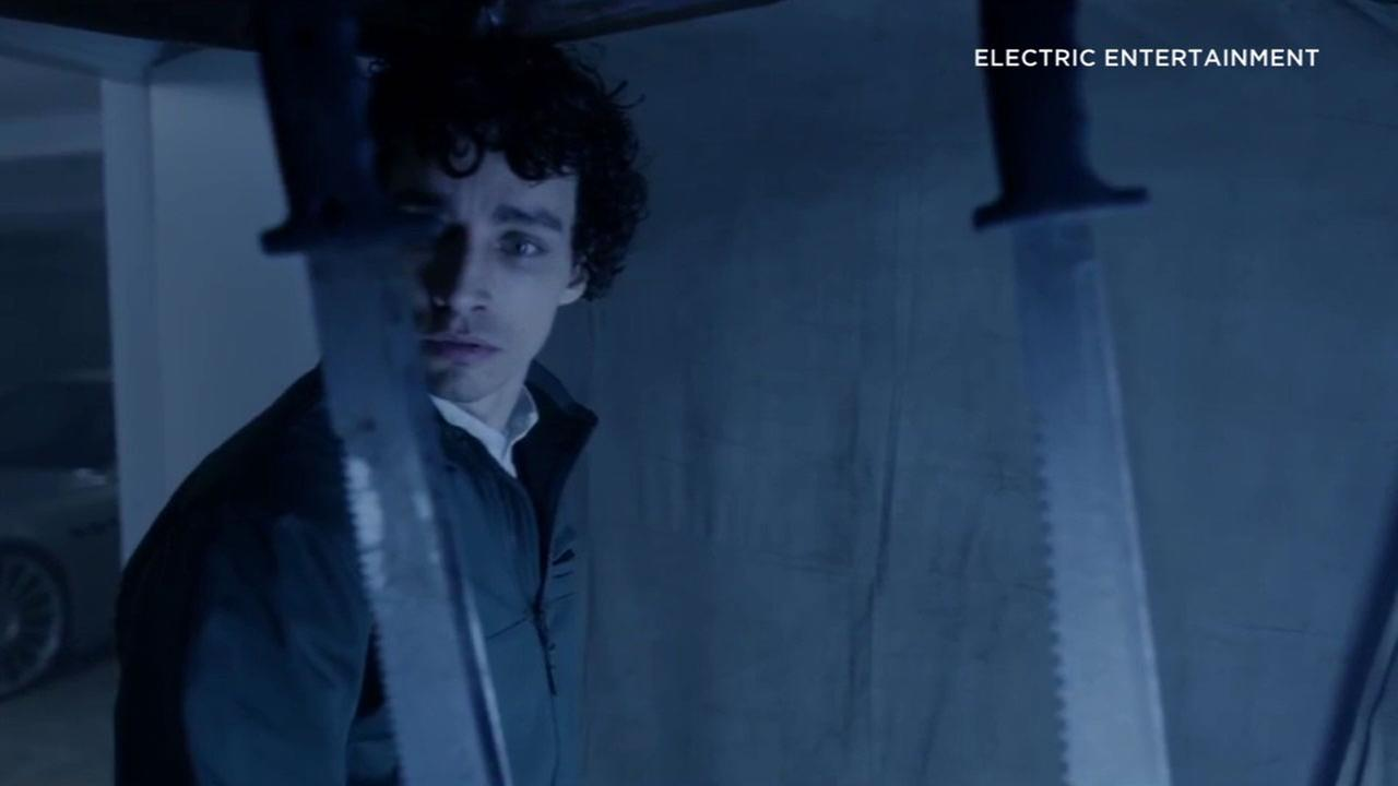 A clip from the horror film Bad Samaritan.