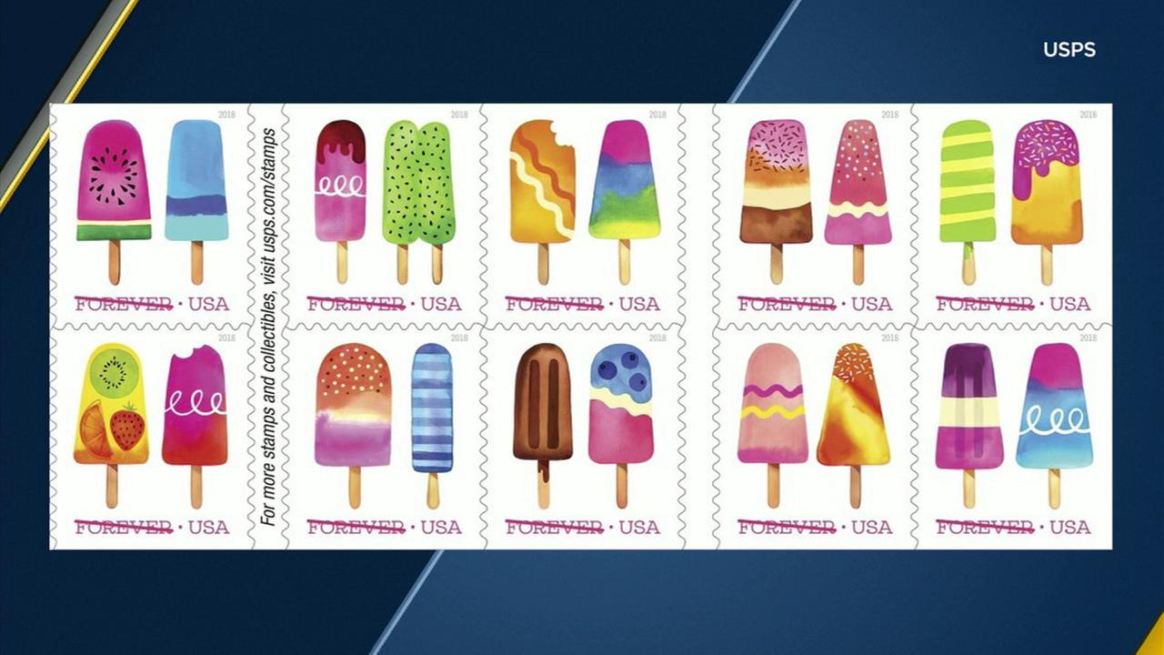 The U.S. Postal Service announced that it will soon issue its first scratch-and-sniff stamps.