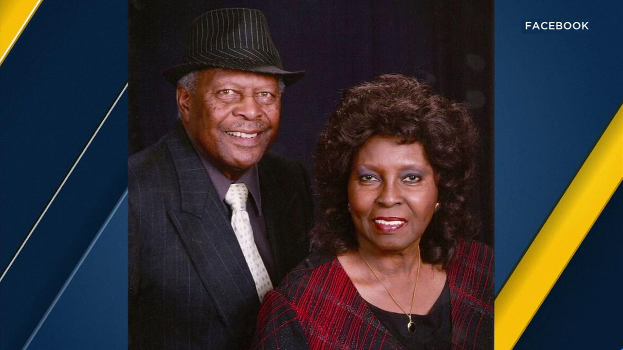 William Carter, 82, and his wife Orsie Carter, 77, were found dead in a Leimert Park home, along with their son Paul White, 62, on Tuesday, May 22, 2018.
