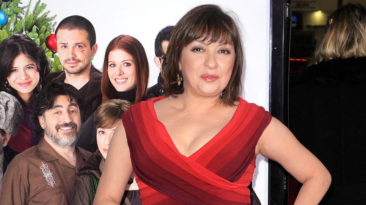 In this Dec. 3, 2008 file photo, Elizabeth Pena poses as she arrives for the Los Angeles premiere of Nothing Like the Holidays.