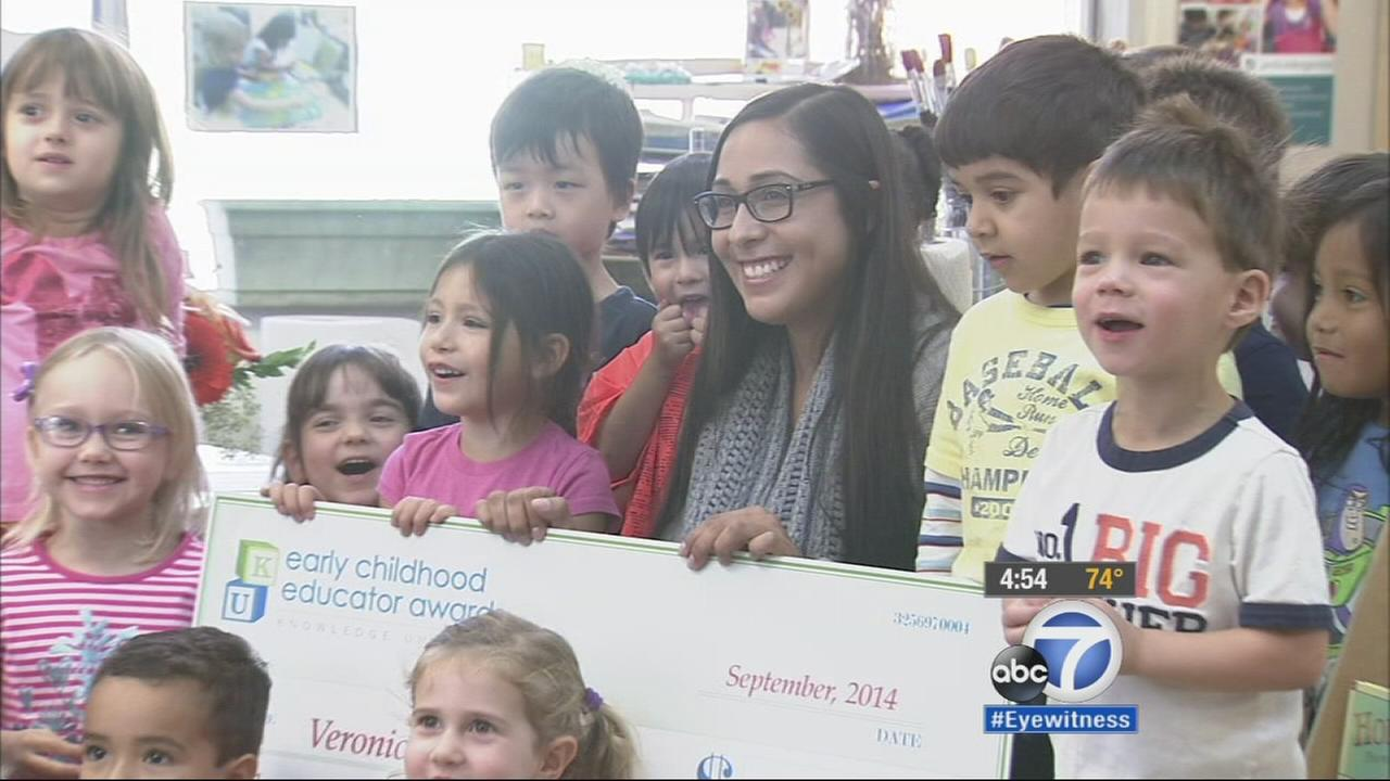 preschool teaching jobs in orange county ca preschool gets 10k for outstanding efforts abc7 828