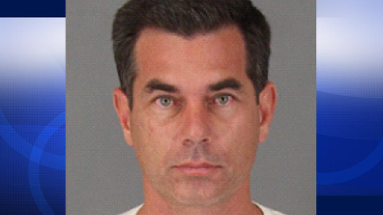 Murrieta Mayor Alan Long is seen in this booking photo on Friday, Oct. 17, 2014.