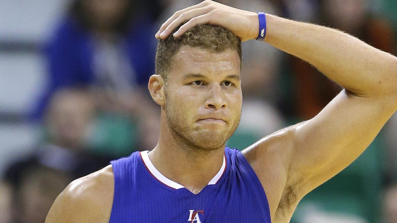 Los Angeles Clippers Blake Griffin, Oct. 13, 2014.