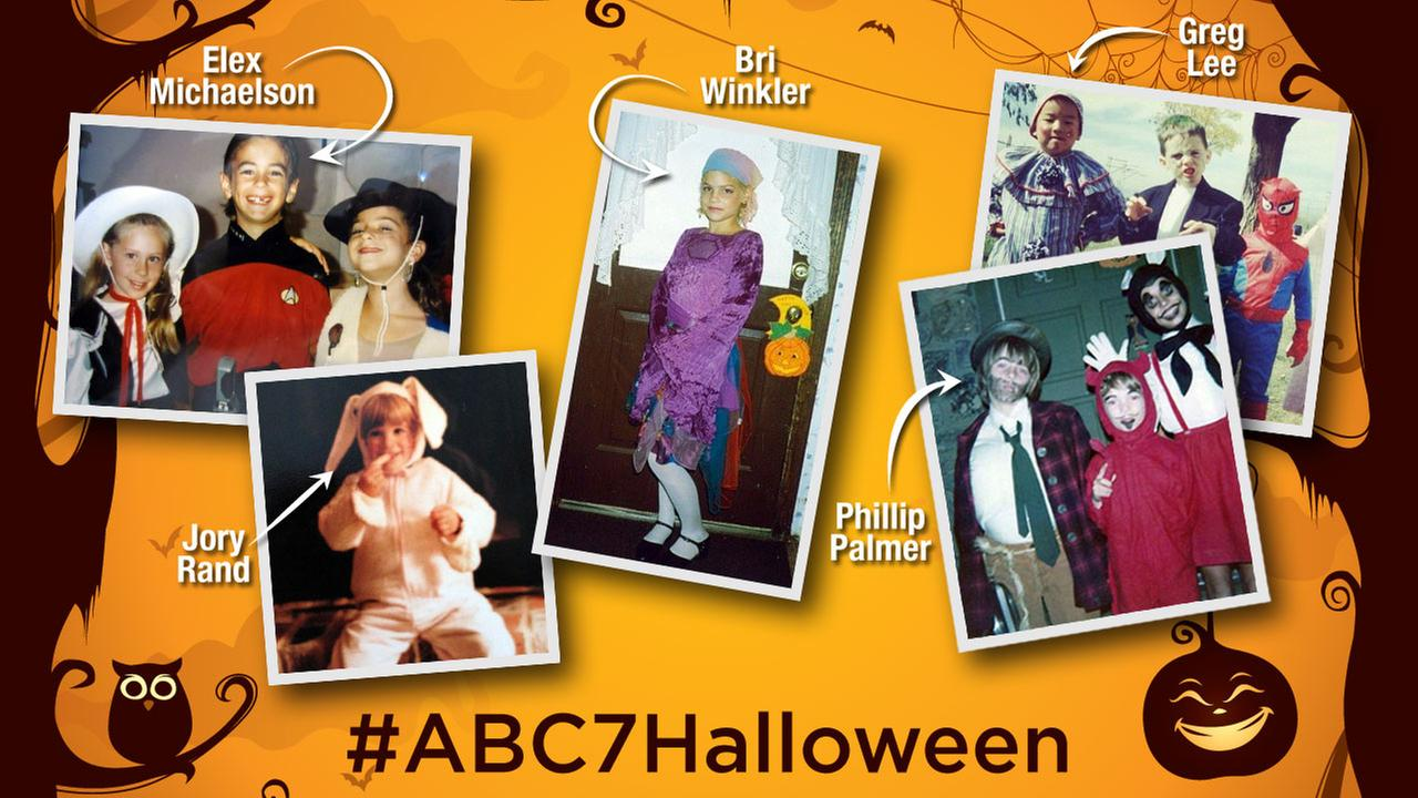 #ABC7Halloween submissions