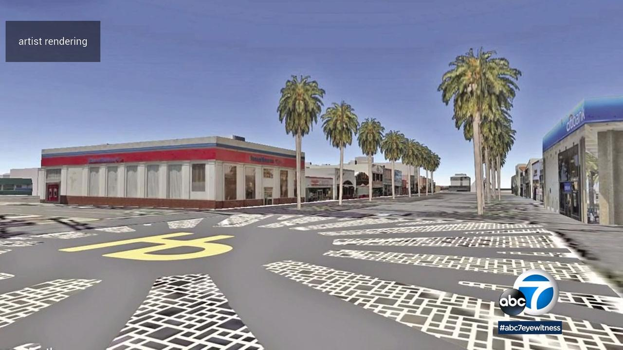 The Hermosa Beach City Council has approved upgrades to a few pedestrian crosswalks.