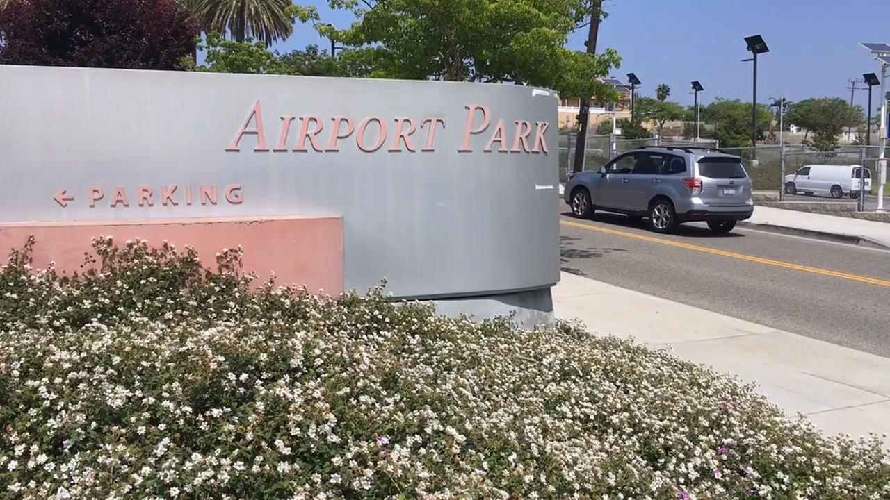 Santa Monicas Airport Park is adding 12 acres of green space by reclaiming aircraft parking.