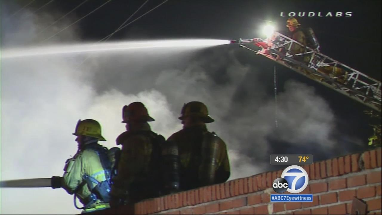 Agents from the Bureau of Alcohol, Tobacco, Firearms and Explosives have joined the investigation into what caused a massive fire at a Venice storage facility Saturday.