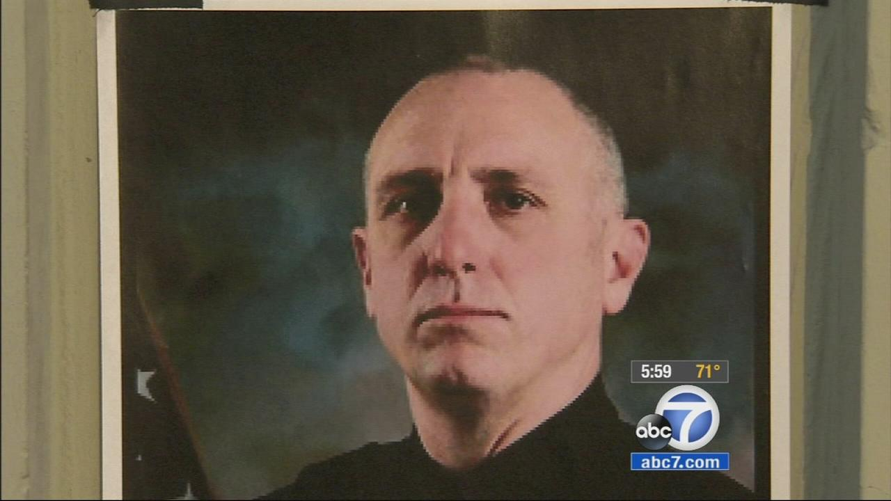 Pomona SWAT Officer Shaun Diamond is shown in this undated file photo.