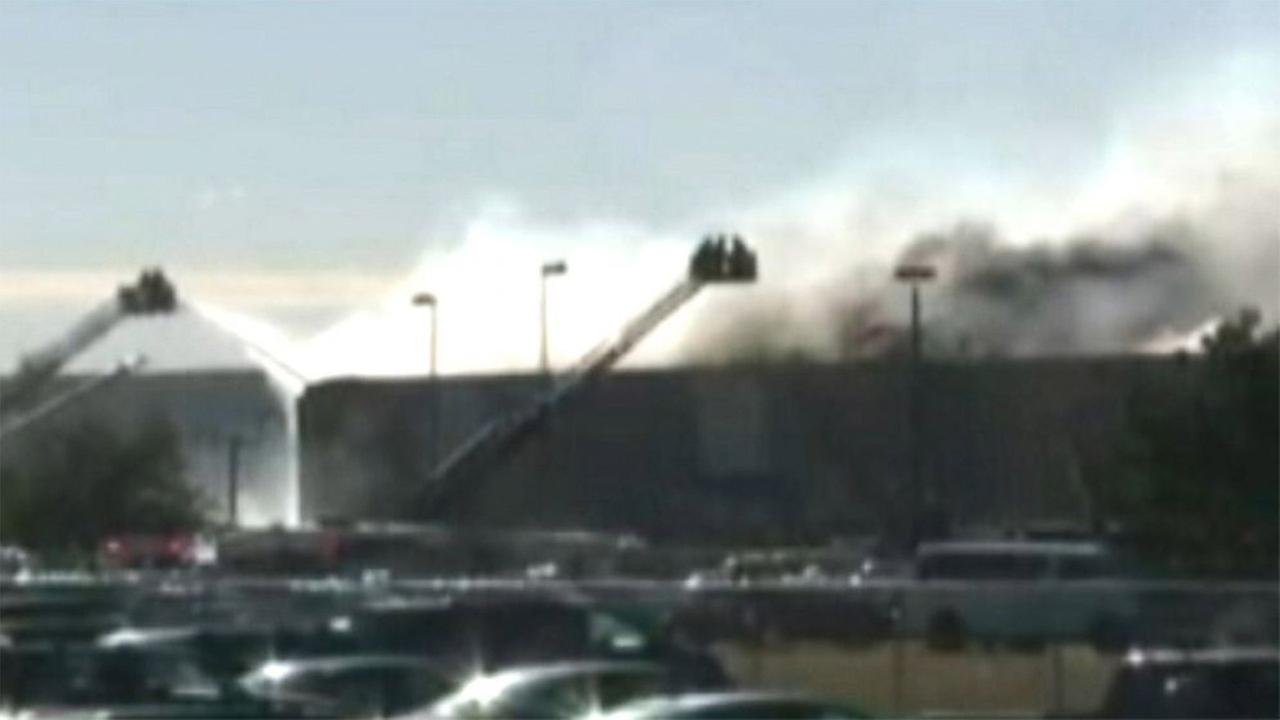 The FAA said a small plane crashed at Wichitas Mid-Continent Airport on Thursday, Oct. 30, 2014.