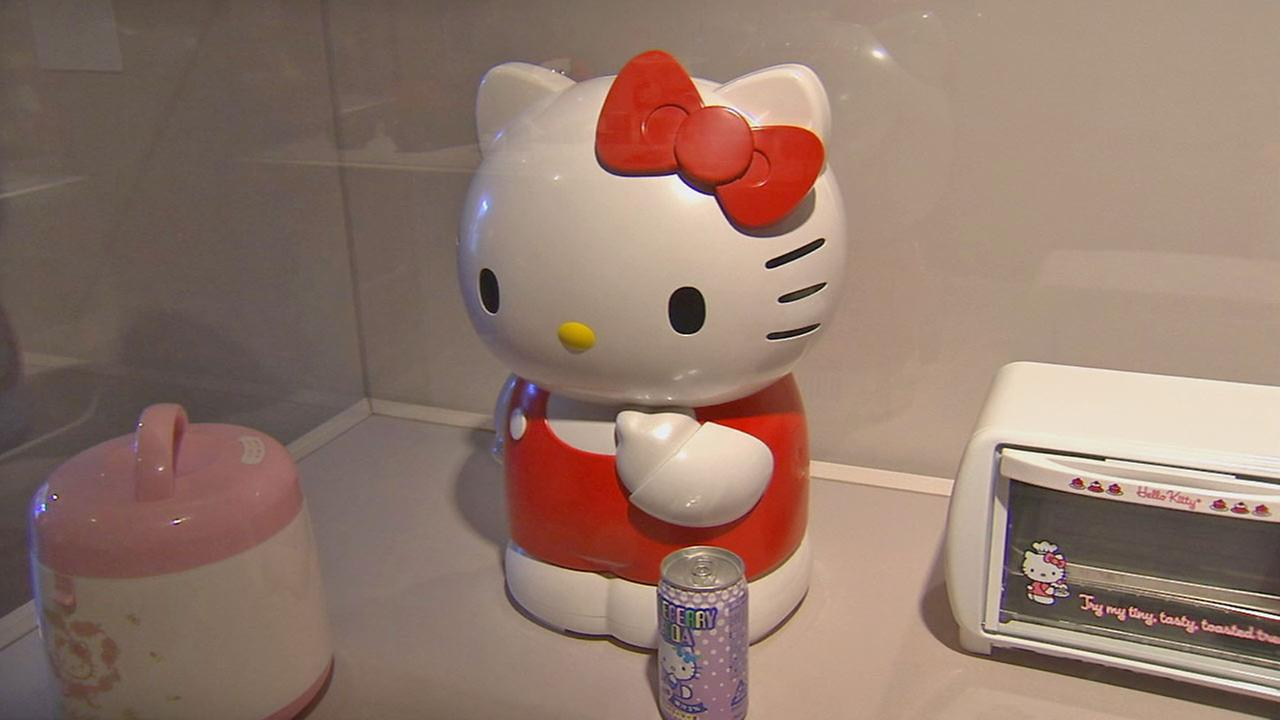 The Hello Kitty Convention showcases all things Hello Kitty at the L.A. Museum of Contemporary Art through Nov. 2.