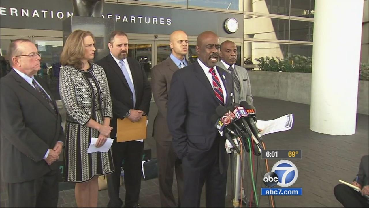 It has been nearly a year since a gunman opened fire at LAX, killing a TSA officer. While some changes have been made since that somber day, some complain its not enough.