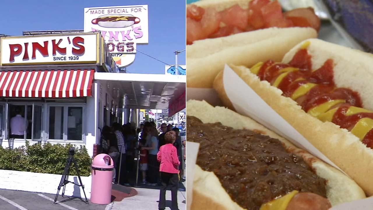 Pinks selling 75-cent chili dogs to mark anniversary