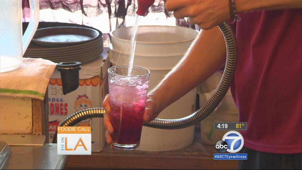 Eye on L.A. checks out Fair Oaks Pharmacy and Soda Fountain in South Pasadena for this weeks Foodie Call.