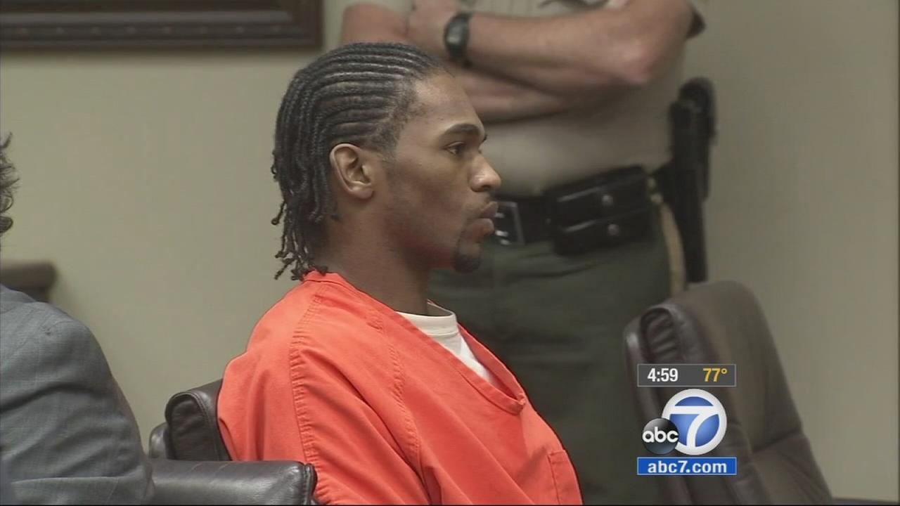 A 27-year-old former Marine was sentenced to death Friday. Nov. 7, 2014 for killing a Marine sergeant and his wife during a home invasion robbery in Riverside County.