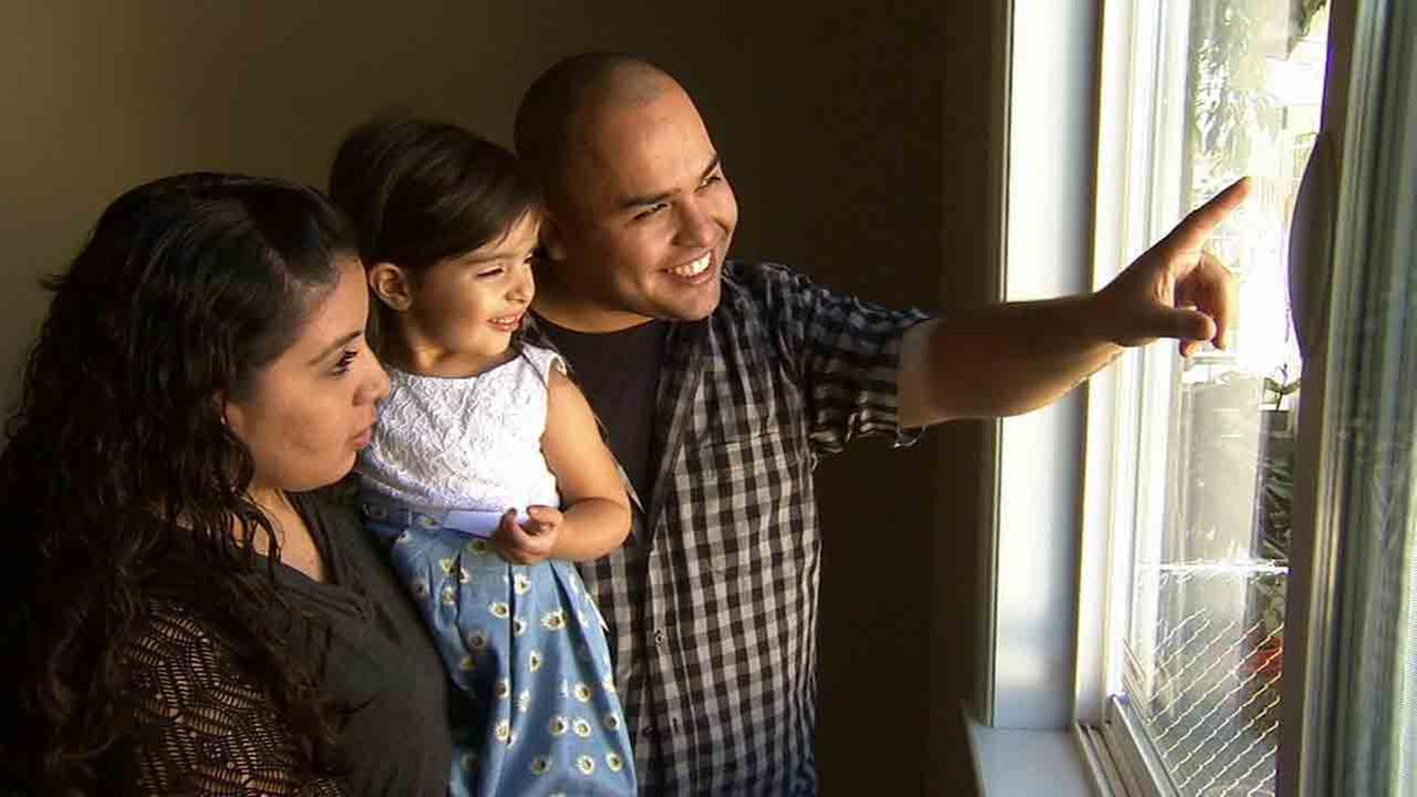 Alba Flores pursued her dream of home ownership with the help of Veterans Affairs Real Estate Professionals.