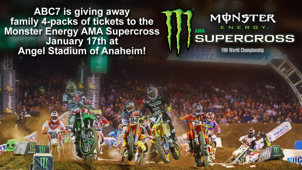 Supercross Sweepstakes
