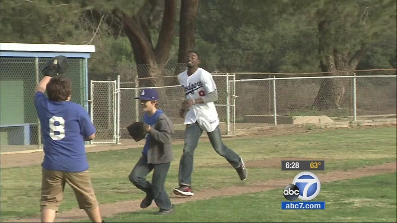 The youngest members of the Tujunga Little League finally have a field to call their own thanks to generous donations.