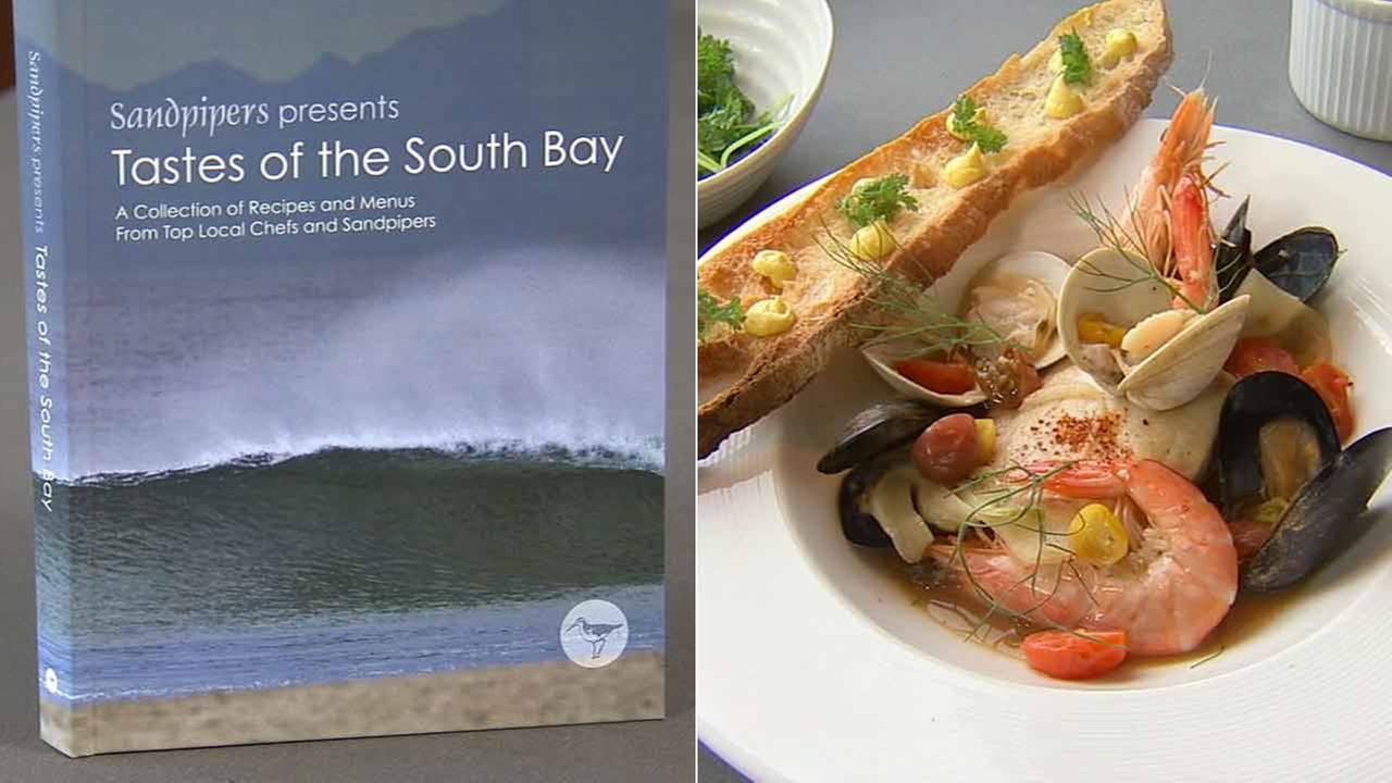 Sandpipers, a South Bay charity, released a coffee table cookbook for the holidays.