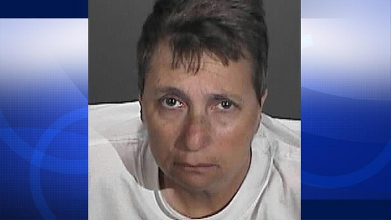 Margo Bronstein, 56, was arrested following a crash outside a church in Redondo Beach on Wednesday, Dec. 17, 2014.