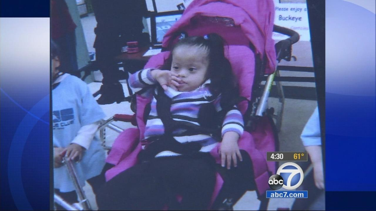 Corona residents are banding together to replace a $2,000 wheelchair after it was stolen from the home of a 4-year-old girl with Down syndrome.