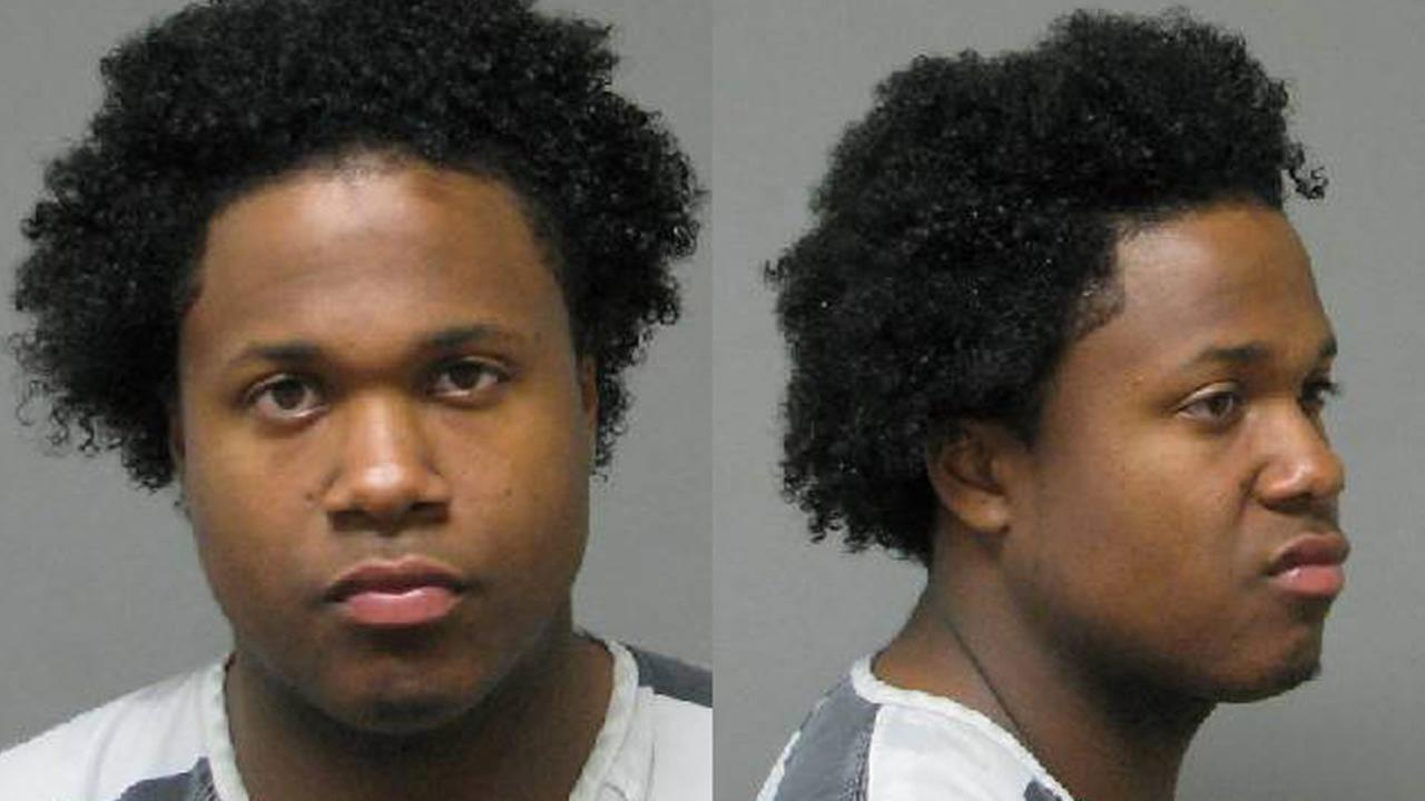 This 2009 booking photo provided by the Springfield, Ohio Police Department shows Ismaaiyl Brinsley after an arrest on a felony robbery charge.