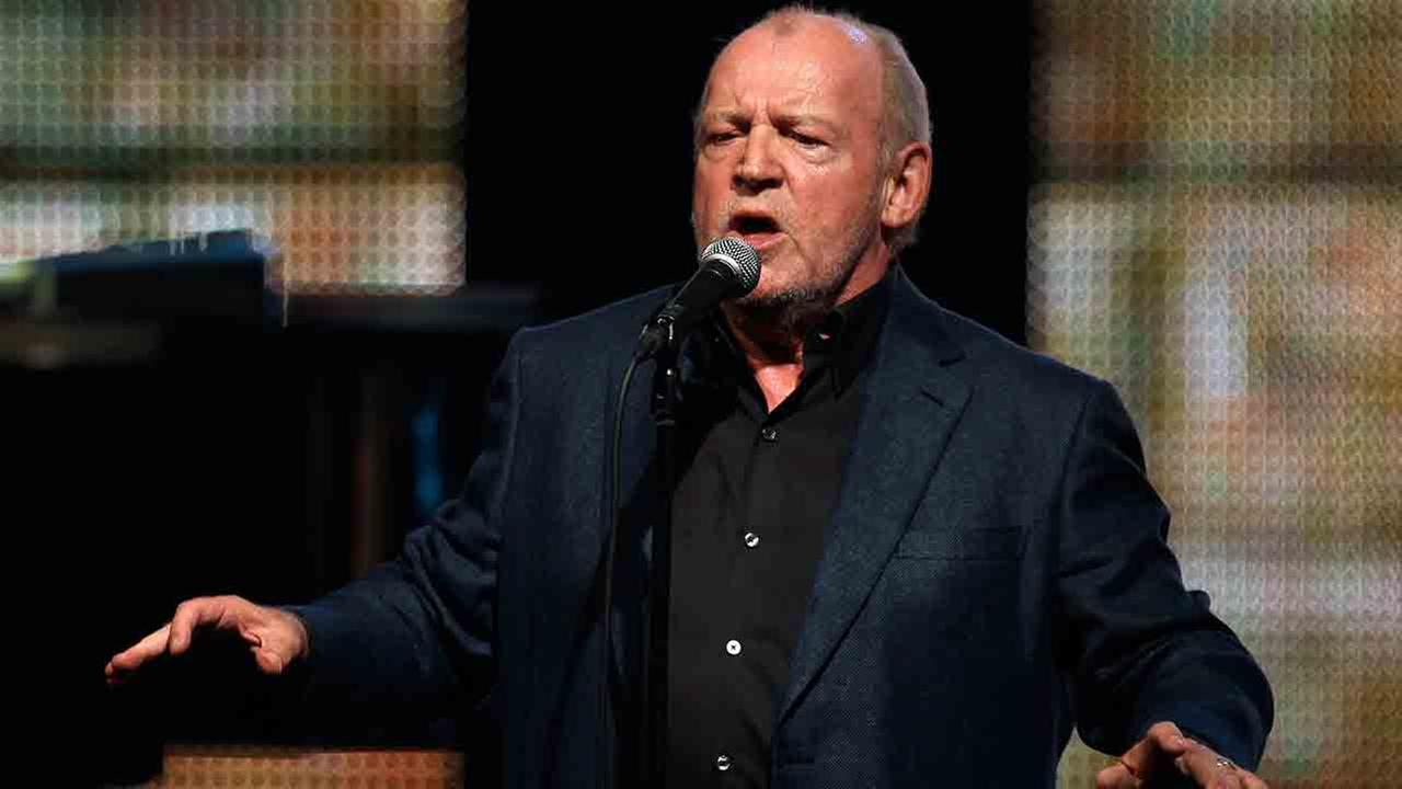 British singer Joe Cocker died of lung cancer at his home in Colorado on Monday, Dec. 22, 2014. He was 70. Lionel Cironneau