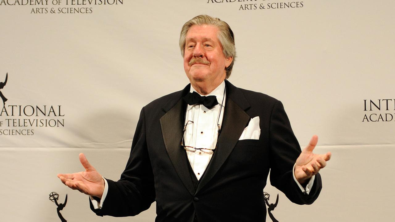 Edward Herrmann, the Gilmore Girls star and Tony Award-winner, died on Wednesday, Dec. 31, 2014, after a battle with brain cancer. He was 71.AP Photo/Henny Ray Abrams