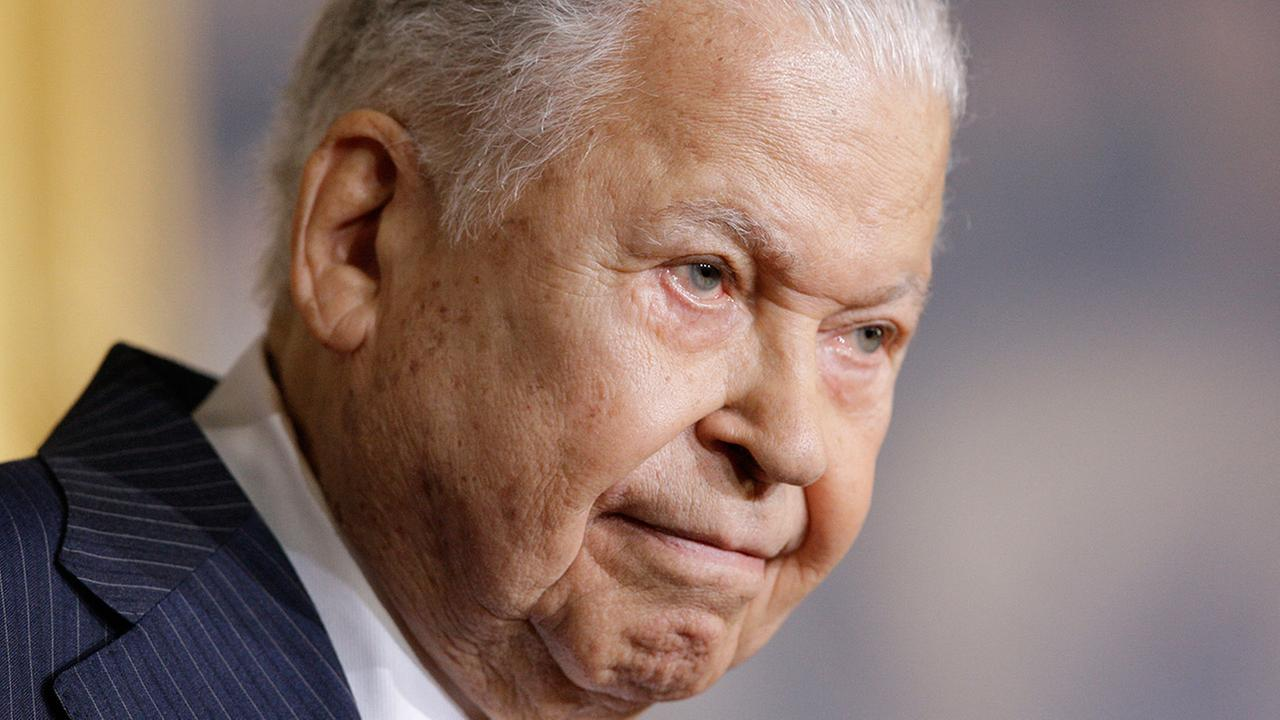 Former Massachusetts U.S. Sen. Edward Brooke, the first black to win popular election to the Senate, died Saturday, Jan. 3, 2015. He was 95.Alex Brandon