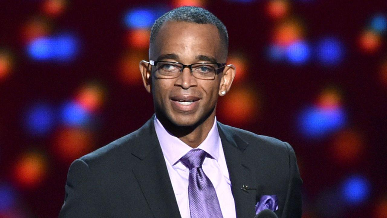 Stuart Scott , a longtime ESPN sportscaster, died on Sunday, Jan. 4, 2015, after a battle with cancer. He was 49.