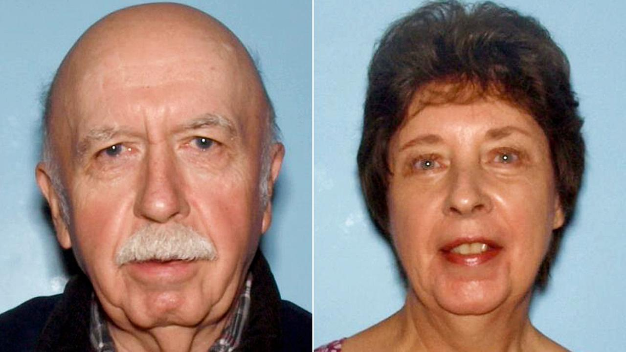Elrey Bud Runion, 69, and his wife June Runion, 66, went missing after driving across the state to check out a classic car advertised on Craigslist.