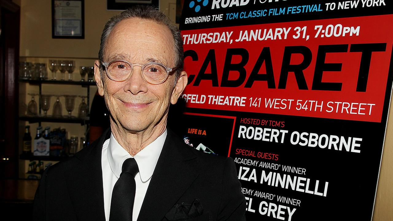 This Jan. 31, 2013 photo released by Starpix shows Joel Grey at the 40th Anniversary screening of the film Cabaret in New York.
