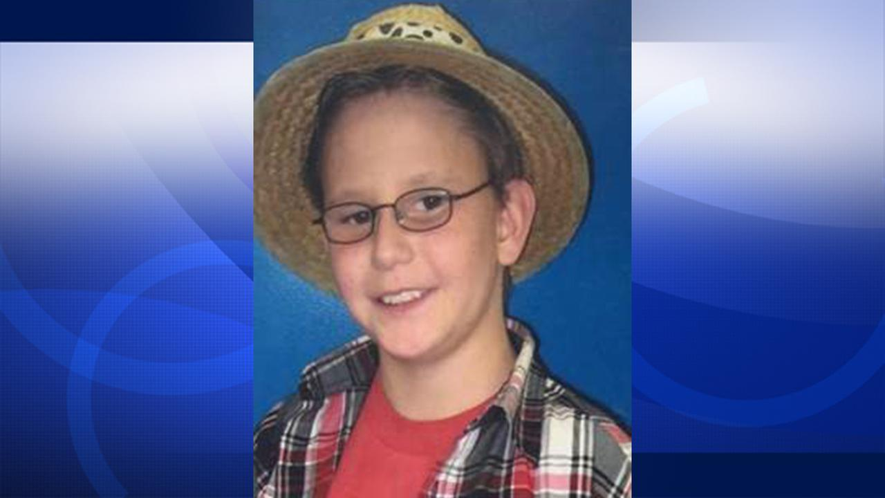 Steven Papke, 12, is shown in this undated file photo. He was reported missing from Wrightwood on Thursday, Jan. 29, 2015.
