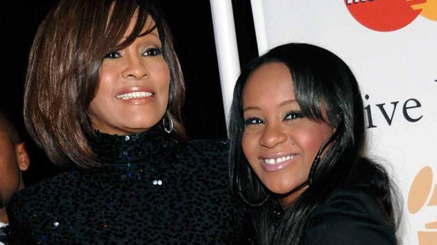 Brown Houston Daughter Whitney Houston's Daughter