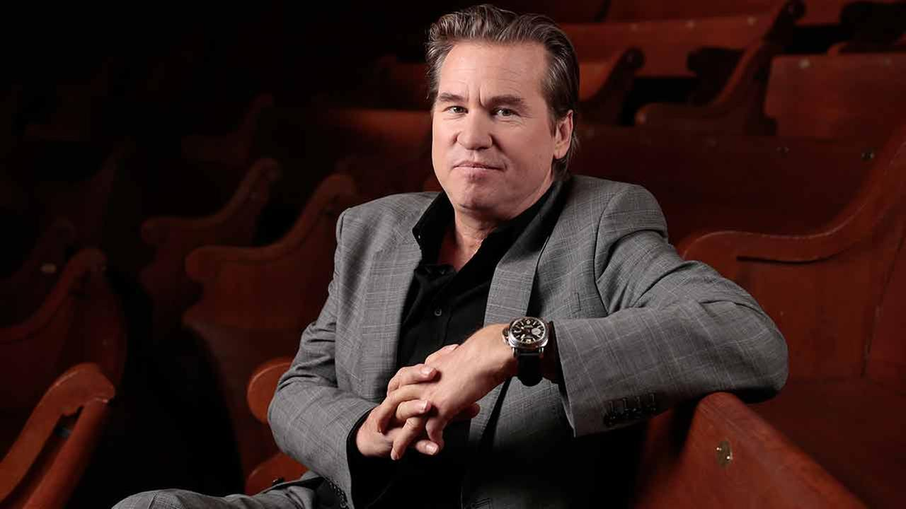 In this Jan. 9, 2014 photo, Val Kilmer poses for a portrait in Nashville, Tenn.