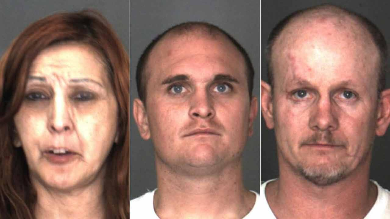 3 arrested for drugging and robbing gamblers at California Casino