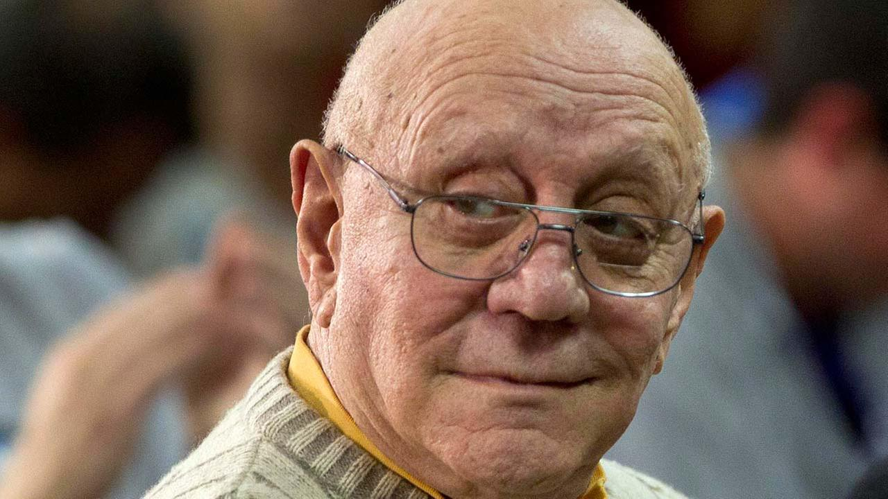 Former UNLV basketball coach Jerry Tarkanian died Wednesday, Feb. 11, 2015 after years of health issues. He was 84.AP Photo/Julie Jacobson, File