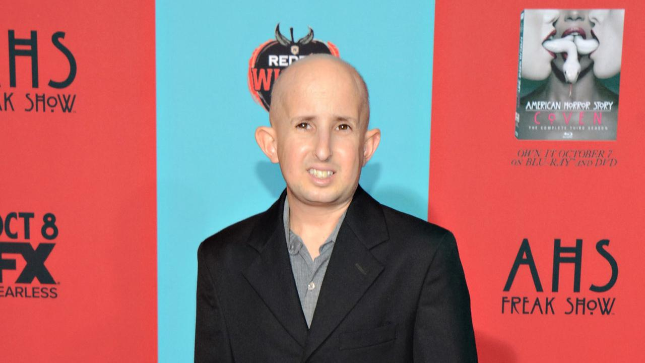 In this Oct. 5, 2014 file photo, Ben Woolf arrives at the premiere screening of American Horror Story: Freak Show at TCL Chinese Theatre, in Los Angeles, Calif.