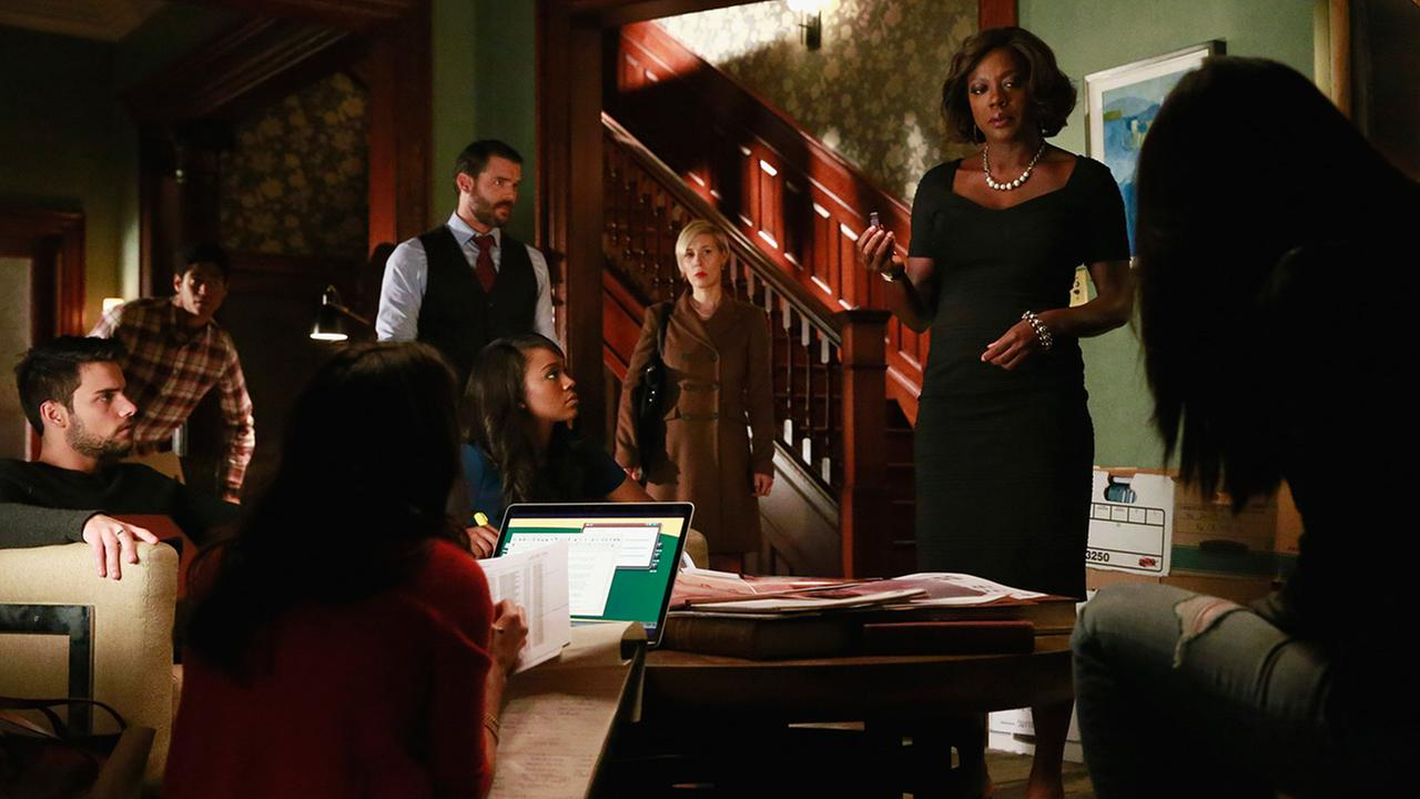 Wes, Connor, Michaela and Laurel may have dug themselves in too deep a hole for Annalise to save them on the season finale of How to Get Away with Murder.