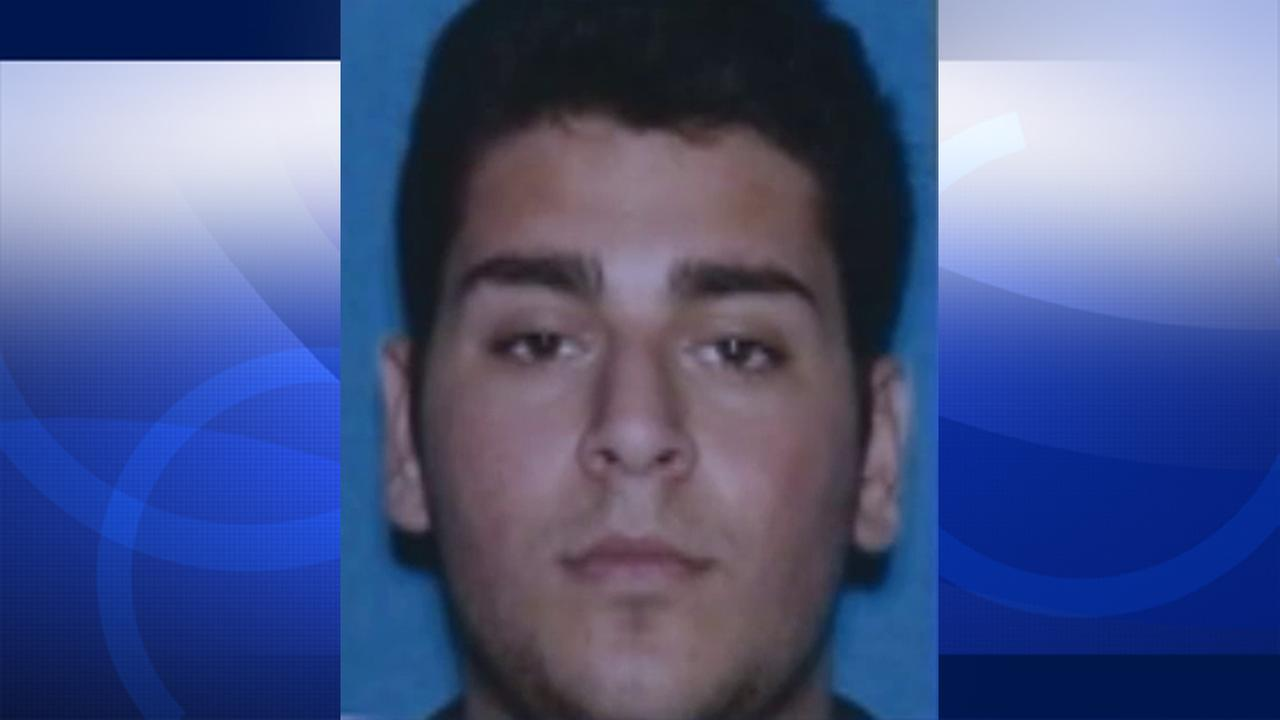 Henry Gevorgyan, 21, is shown in his drivers license photo.