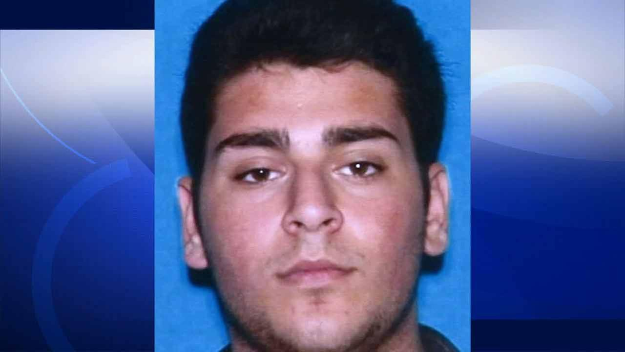 Henry Gevorgyan, 21, is shown in this DMV file photo.