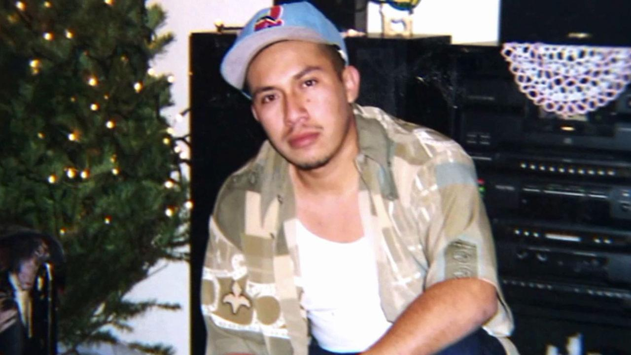 Omar Abrego is seen in this undated file photo.