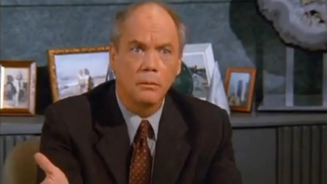 Actor Daniel von Bargen, best known for playing George Costanzas dim-witted boss Mr. Kruger on Seinfeld, died Sunday, March 1, 2015. He was 64.