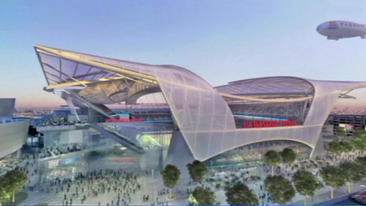 Temporary stadium may be enough to lure NFL team back to Los ...