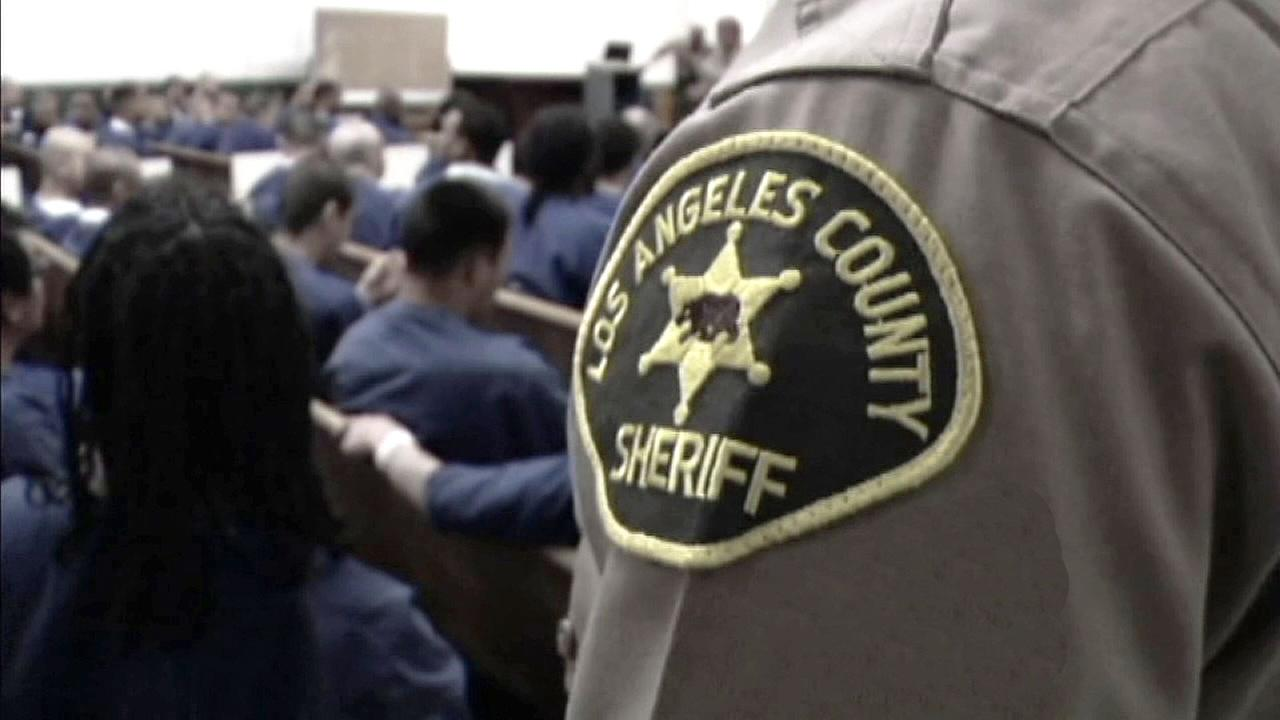 LA County Sheriffs Department uniform patch