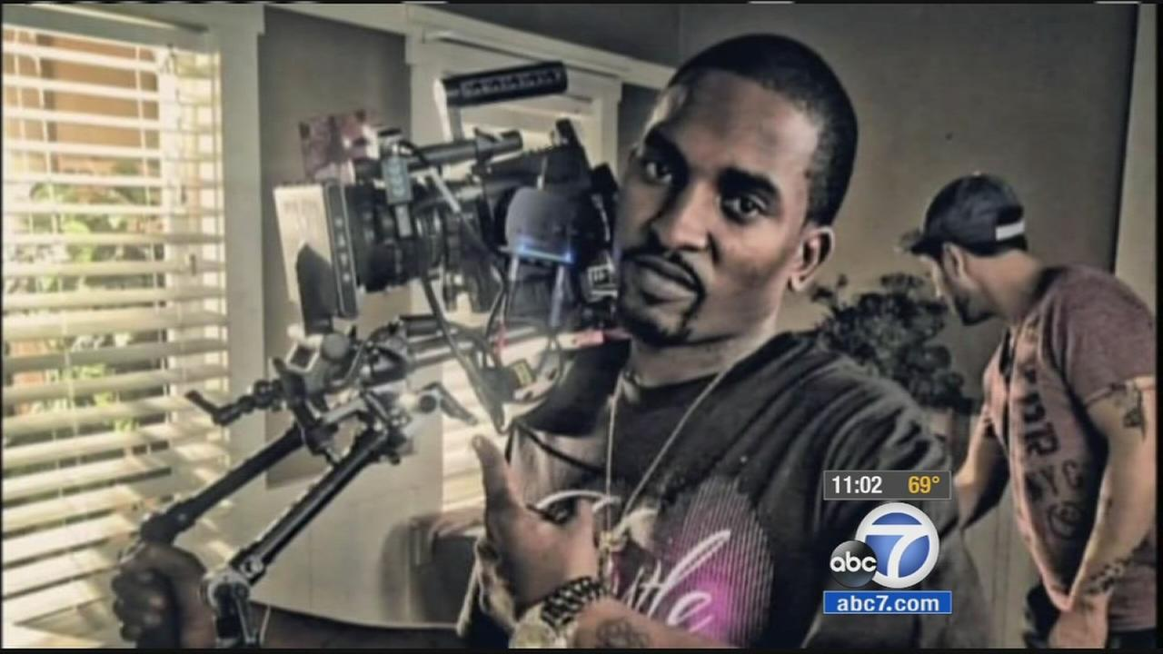 Police say music video producer Ray Collins disappeared under suspicious circumstances in February.