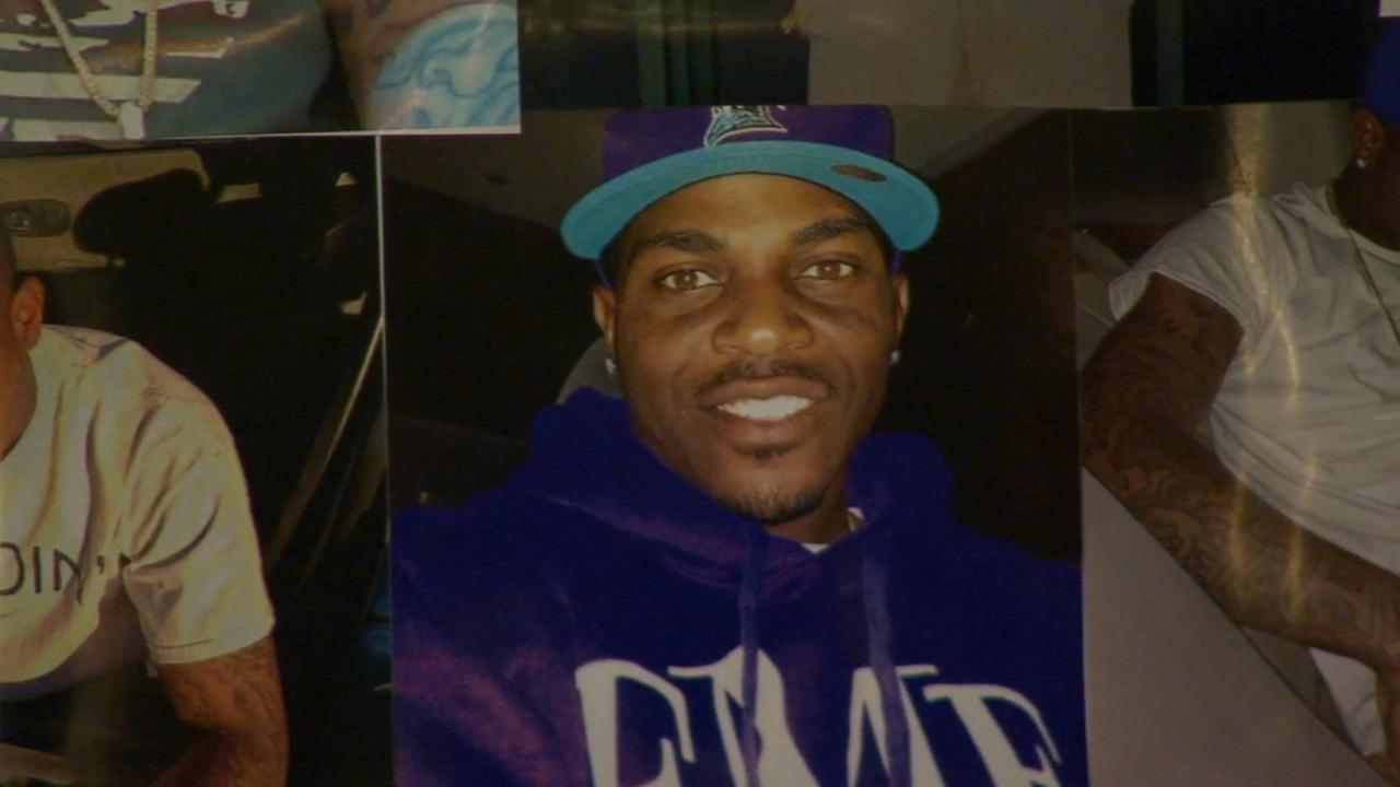 Jacoby Plummer, 26, who was killed in a fatal shooting in South Los Angeles, is shown in this photo.