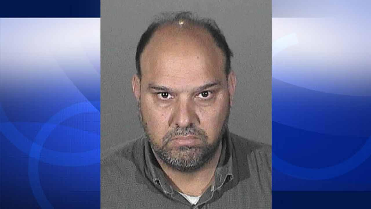 Pardeep Kumar, the owner of Tandoori Grill in Valencia, appears in a booking photo by the Los Angeles County Sheriffs Department.