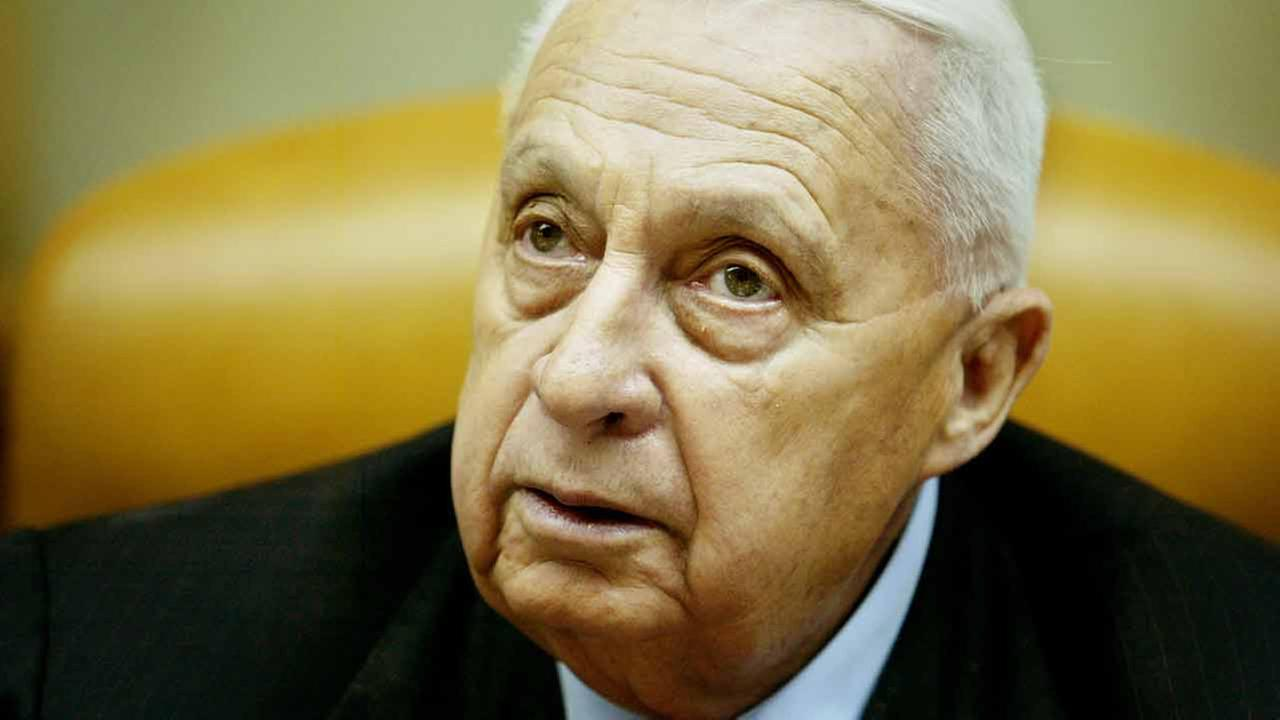 Former Israeli Prime Minister Ariel Sharon died Saturday, Jan. 11, 2014, after being in a coma for eight years following a stroke. He was 85. <span class=meta>(Oded Balilty)</span>