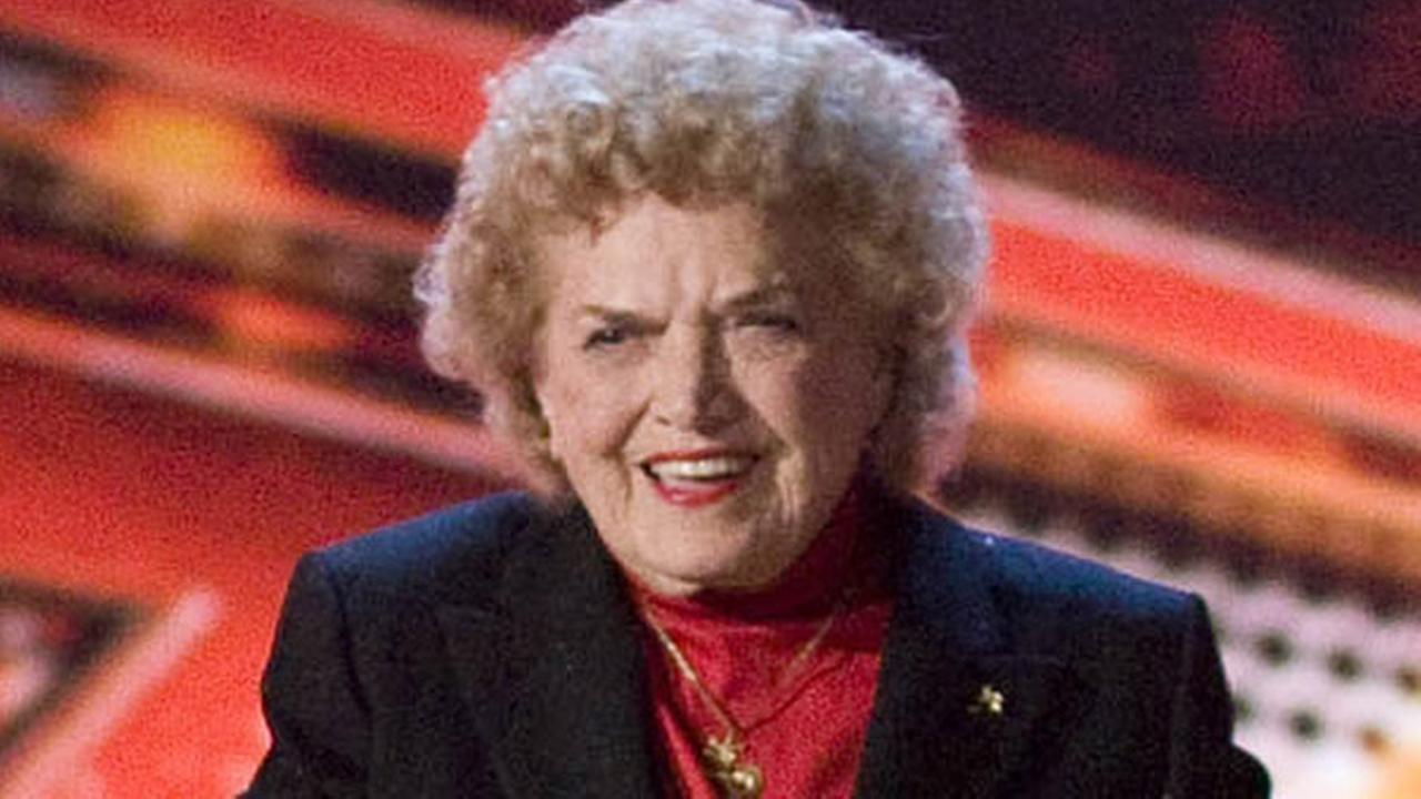 WWE Hall of Famer Mae Young died on Tuesday, Jan. 14, 2014, at age 90.  <span class=meta>(WWE)</span>